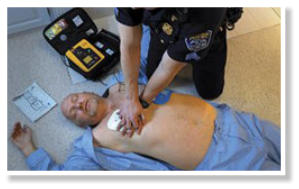 CPR Training Courses | AED Equipment | CPR Heart Starters